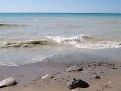 Lake Huron (a crafty vegan) Tags: nature cottage labourday