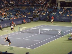 Cincinnati Master Series Tennis Tournament (FMdV) Tags: tennis ferrer davidenko