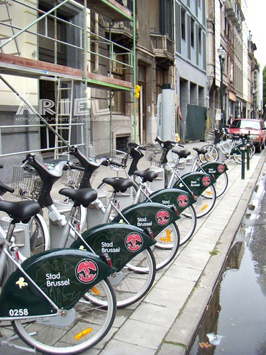 2007.09.17. Brussels City Walk