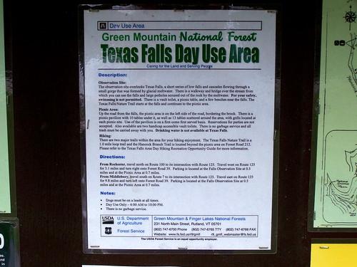 Texas Falls, Hancock, VT - 32