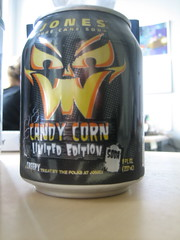 Jones' candy corn soda