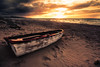 abandoned (Dennis_F) Tags: sardegna italien light sunset sea sky italy sun abandoned beach water clouds strand landscape island boot licht boat spring sand meer wasser italia waves sardinia sonnenuntergang sundown angle sony wide himmel wolken sigma wideangle woo dslr holz sonne 1020 ultra sardinien 2010 verlassen frühling wellen uwa ultrawideangle sigmalens a700 sigma1020 uww sardenga sonyalpha sonydslr alpha700 sonya700 sonyalpha700 dslra700 sigma1020456 sigmaobjektiv