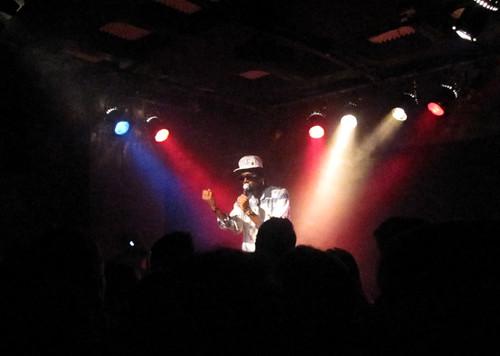 Theophilus London@Comet Club 2