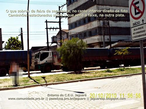 Entorno do C.E.U. Jaguare (20/10/2010)