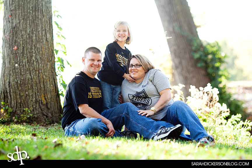 English Landing Park, Parkville Missouri family portraits