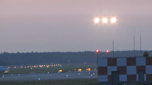 UFO at RIX