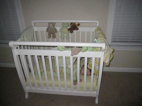 Jake's crib