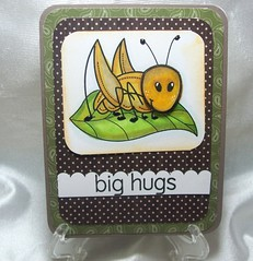 Big hugs (or bugs!)