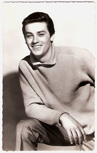 Happy birthday, Alain Delon!