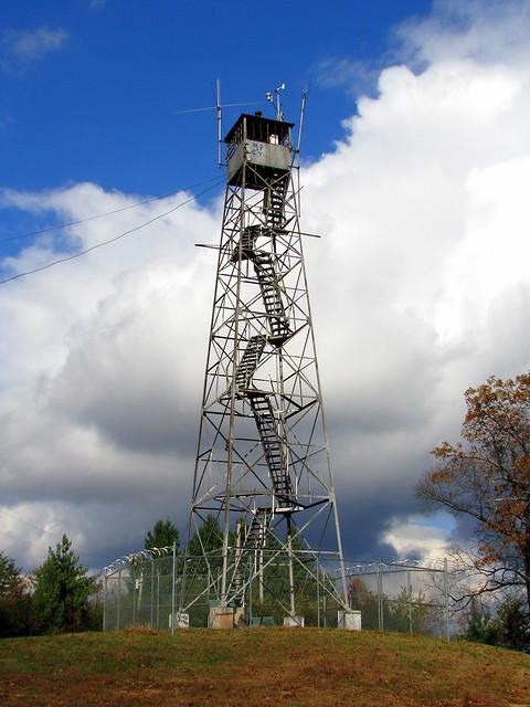 Mt. Roosevelt Firetower