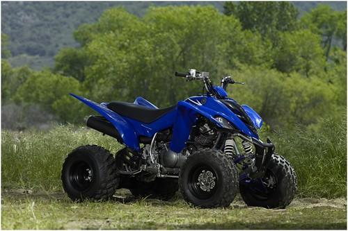 "Yamaha Raptor 250 >> Yamaha Raptor 350 ""El Raptor asequible"" | QuadParadise"