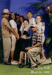 Sadies '99 (Michelle Renee Perry) Tags: school wild jesse j nicole high jay nikki tiger nick jesus michelle 1999 sean fresno boogie goes edison boogey sanchez sadies b95 onesta