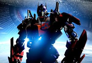 電影--變形金剛(Transformers)