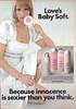 Love's Baby Soft (twitchery) Tags: vintage bath perfume cologne powder 70s bathing babypowder vintageads vintagebeauty bodysplash jeannaté