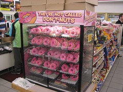 Today's donuts at tomorrow's prices. (07/13/2007)