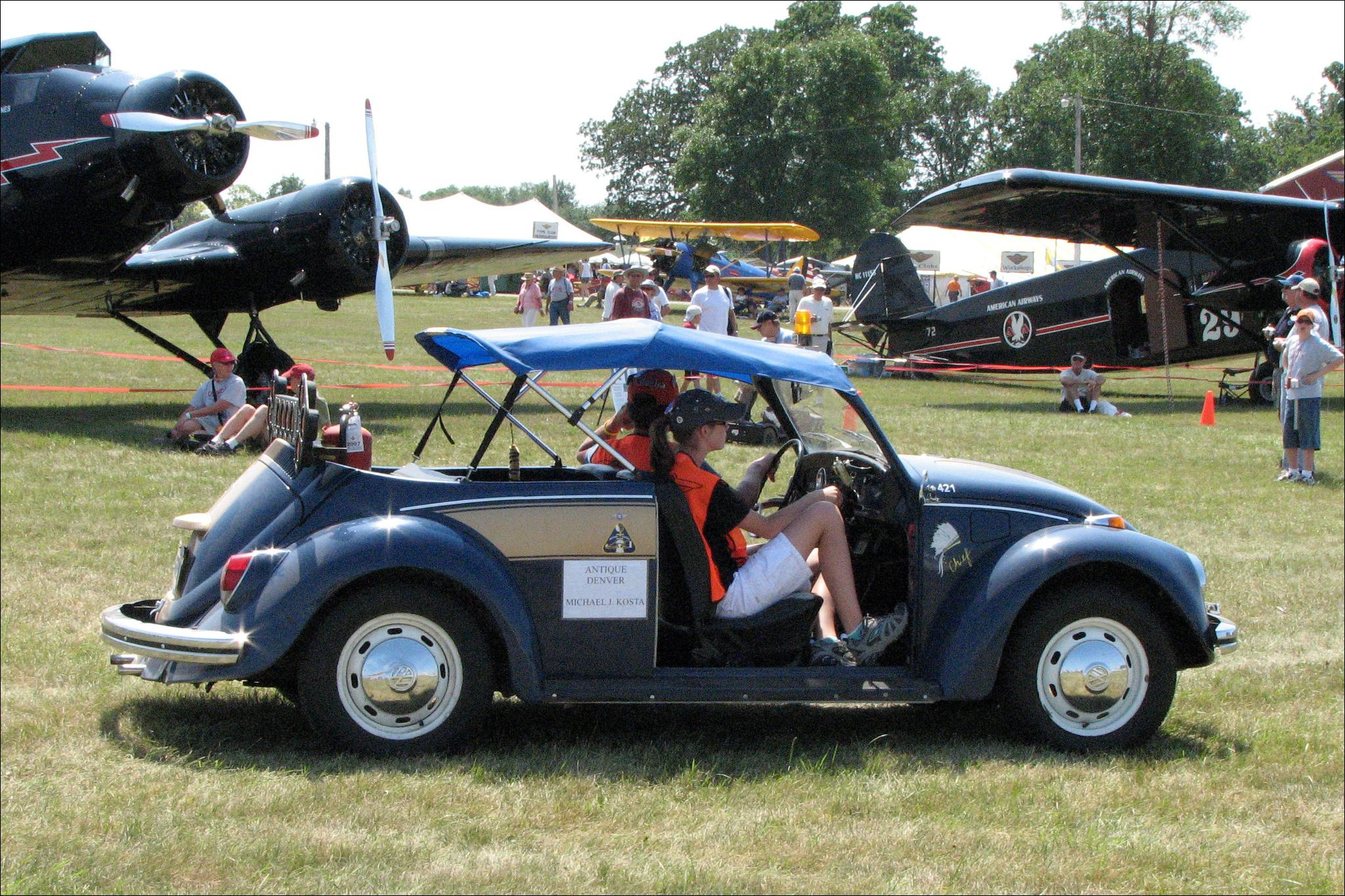 EAA Modified VW Beetle images