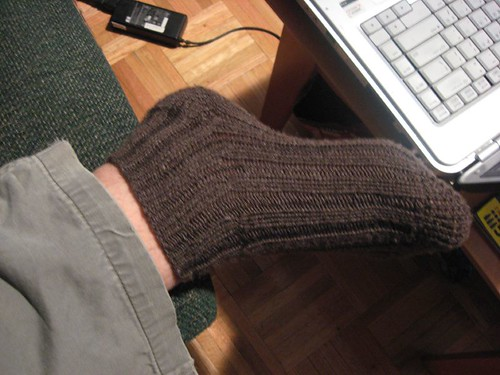 FO - Viking Socks Detail