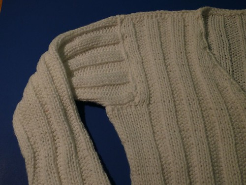 Knit pullover
