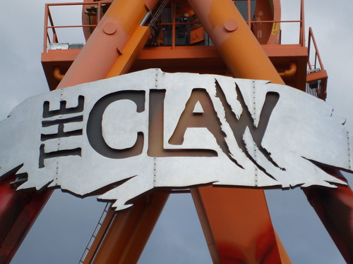 The Claw at Dreamworld