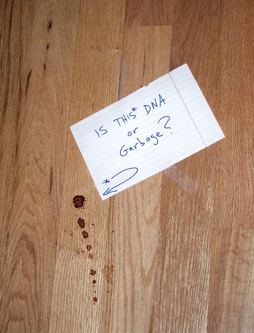 hallway note