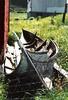 Old boat in Måstad (solbergsengen) Tags: old abandoned norway norge lofoten gammel værøy vaeroy gammelt forlatt mostad