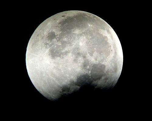 フリー画像| 自然風景| 月の風景| 月食|        フリー素材|