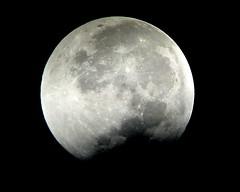 [フリー画像] [自然風景] [月の風景] [月食]        [フリー素材]