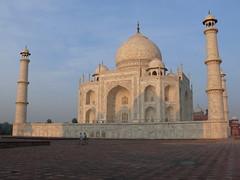 Sortida de sol al Taj Mahal -2