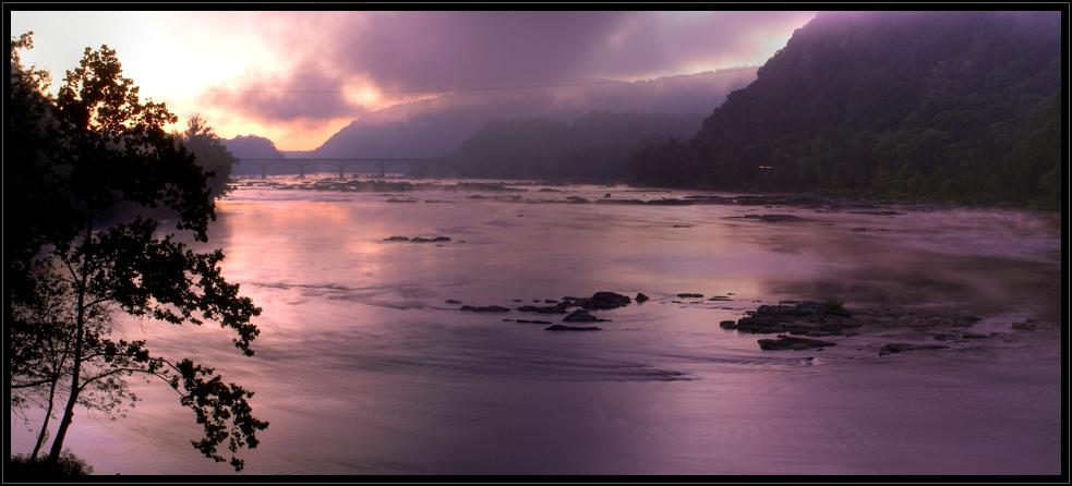 Harpers Ferry Sunrise