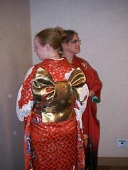 Flick in Kimono