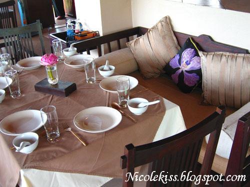 lunch at krabi