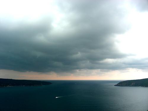 Estrecho del Mar Negro (Estambul) 2007