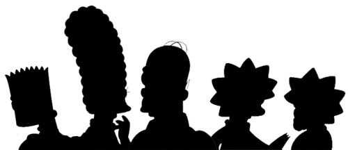 silhouettes and profiles