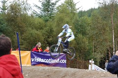 UCIFtBillDH06 (wunnspeed) Tags: scotland europe mountainbike downhill worldcup fortwilliam uci