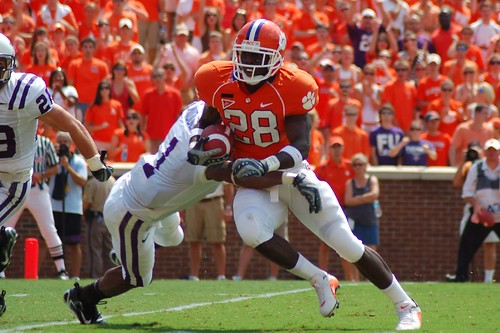 CJ Spiller (image from Flickr)