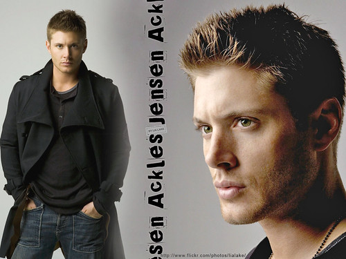 jensen ackles wallpaper. Jensen Ackles 2. Wallpaper by