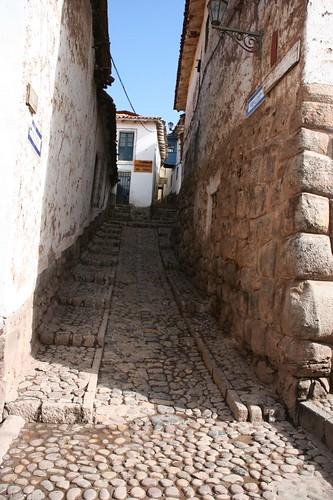 Cusco street