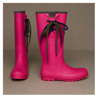 pinkWellies