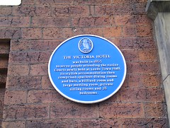 Photo of Blue plaque number 5002