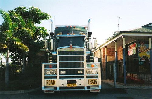 Kenworth- ROAD TRAIN-NT Australia