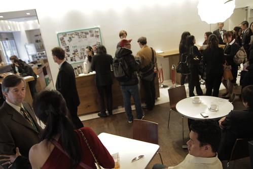 Tokyo Film Fest Movie Cafe 2