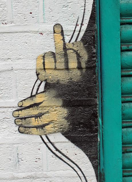 Finger by Steve Smyth, correction, by Osch.
