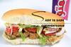 . (R.©.W صبر ياصبر) Tags: food chicken yummy tasty sandwich pollo delizioso طعام دجاج اكل طبق سلطه طبخ سندويش ساندوتش سريعه كودو طبخه وجبات سندويشه ساندوش سندويشة