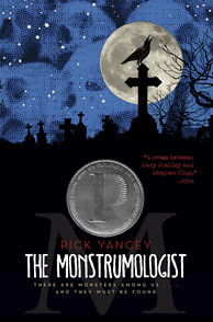5159685667 58af933ce6 Settle In For A Terrifying Ride: The Monstrumologist And The Curse Of The Wendigo Giveaway!