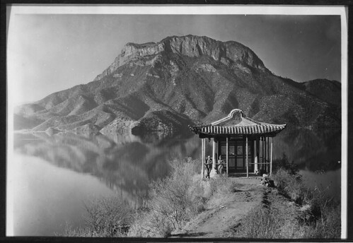 Lugu Lake in 1922