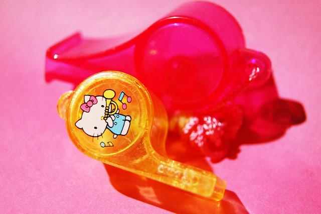 Jag tycker helt enkelt att Hello Kitty är söt