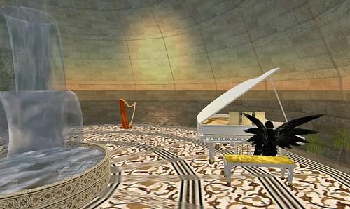 Second Life Gary's Sim Marni 17