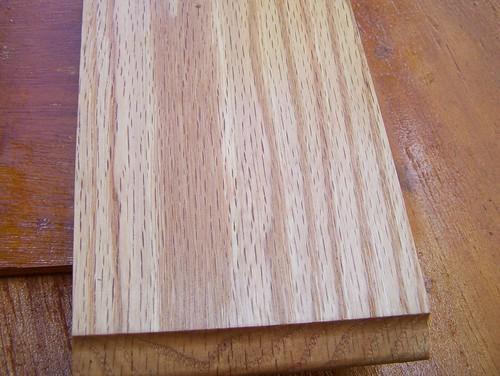 Danish oil wood filler