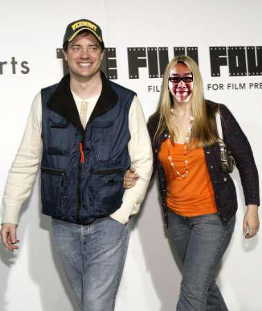 Brendan and me!