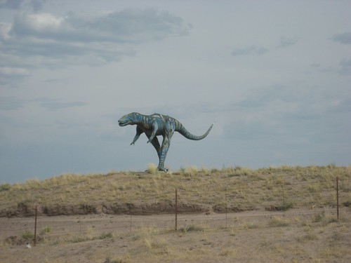 Dinosaurs in Arizona